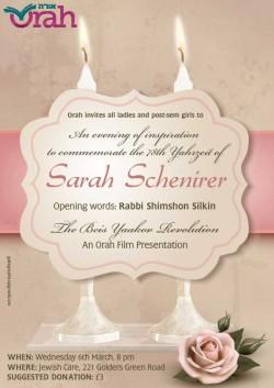 sarah-schenirer