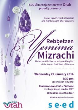 Rebbetzen Yemima Mizrachi-01