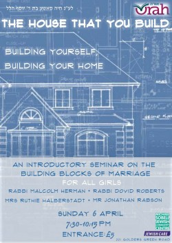 ORAH The House That You Build