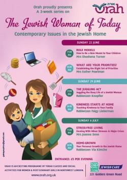 Jewish home series
