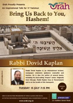 R Kaplan poster
