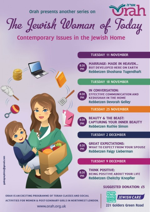 Jewish home series part 2